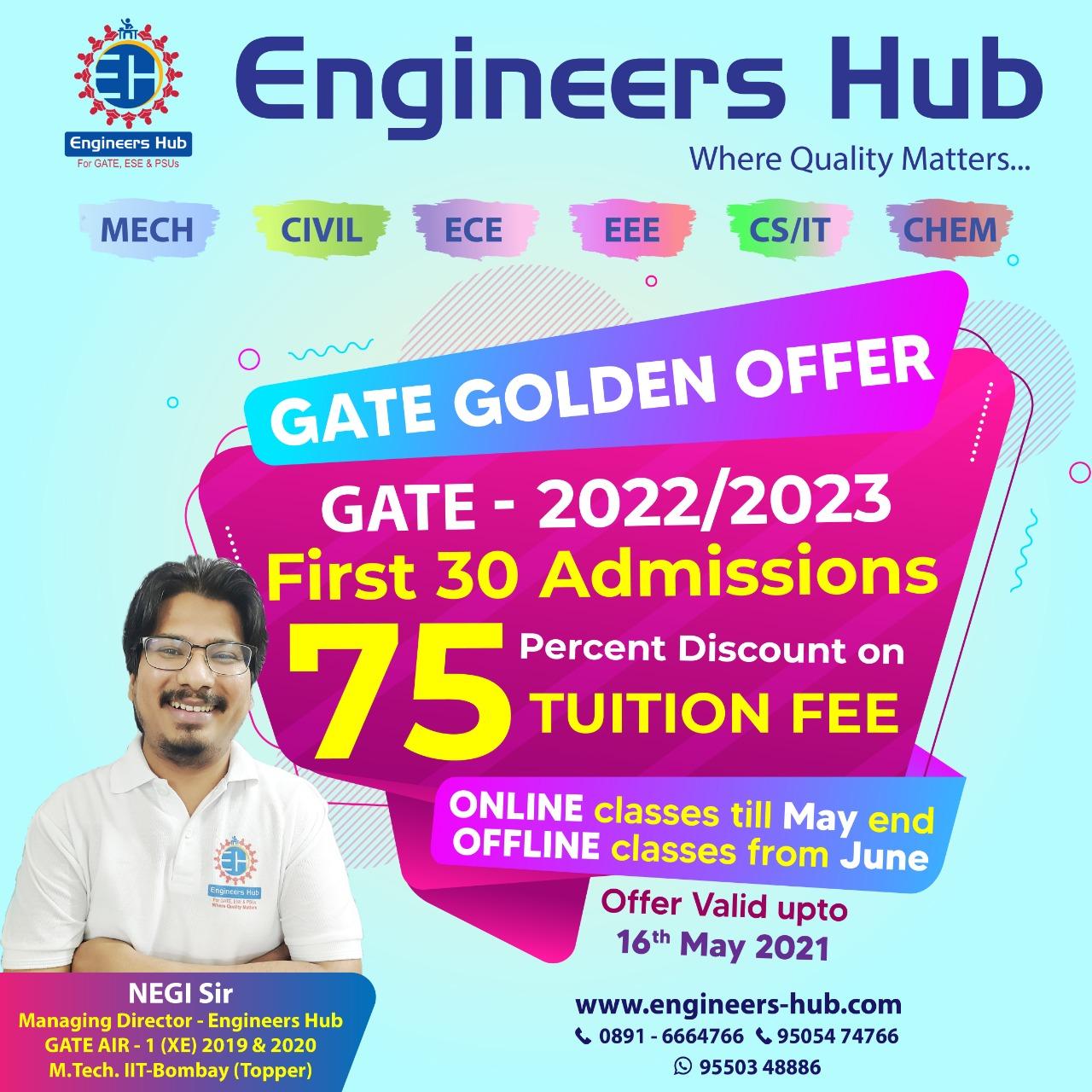 Welcome to Engineers Hub